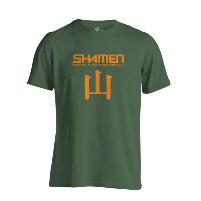 Shamen Move Any Mountain Rave T Shirt