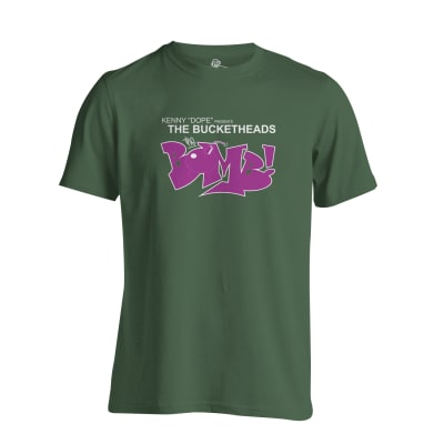 Bucketheads The Bomb Rave T Shirt