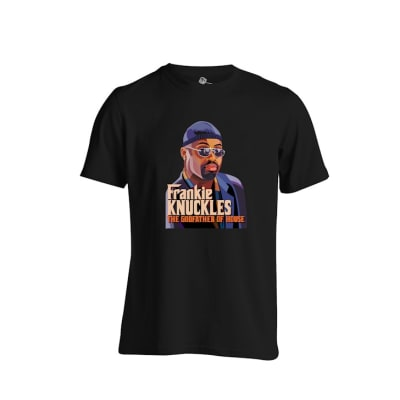 Frankie Knuckles Chicago House T Shirt