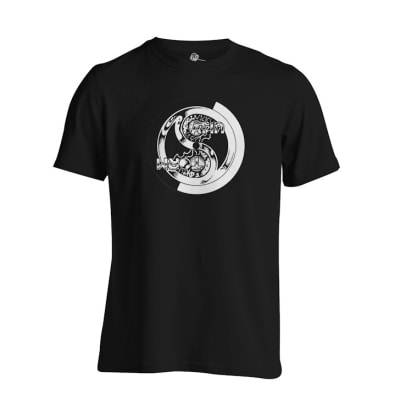Satin Storm Records Rave T Shirt