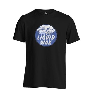 Liquid Wax Records Rave T Shirt