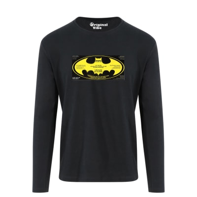 Batdance Flyer Rave T Shirt
