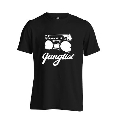 Junglist Rave T Shirt