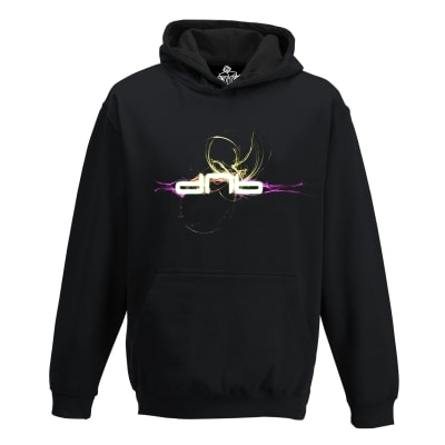 Drum and Bass Rave Hoodie