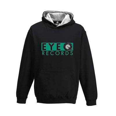 Eye Q Records Rave Hoodie