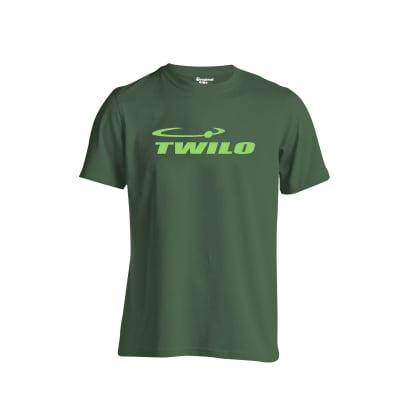 Twilo Logo T Shirt Classic New York Club Sasha Digweed