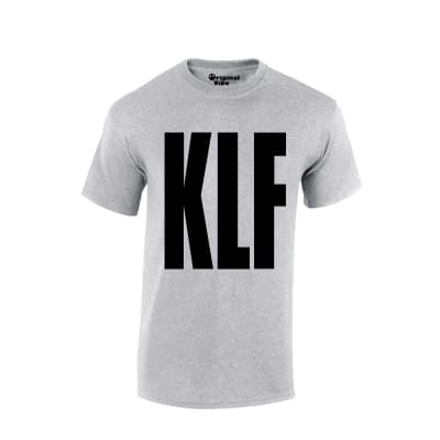 KLF The JAMS  T Shirt Drummond and Cauty