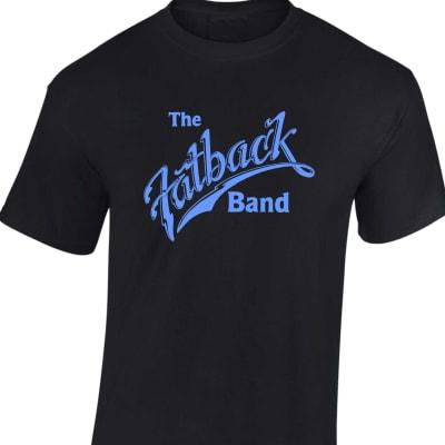 The Fatback Band T Shirt