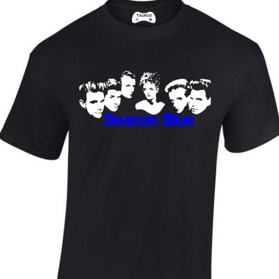 Deacon Blue T Shirt