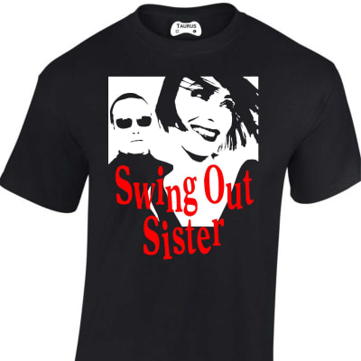Swing Out Sister T Shirt