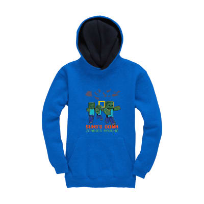 Minecraft Hoodie SNSDW
