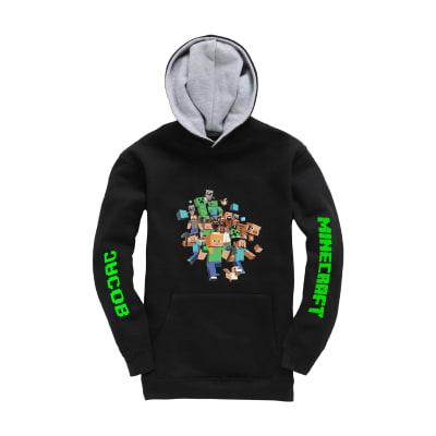 Minecraft Hoodie Group