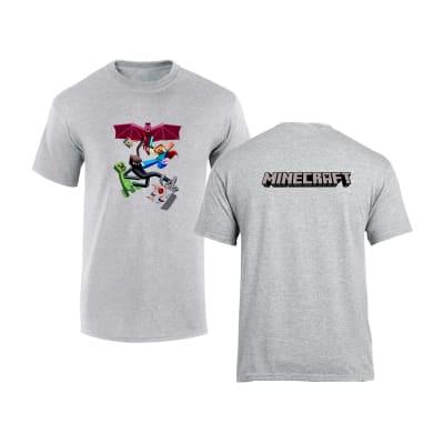 Minecraft T Shirt Sam Cube