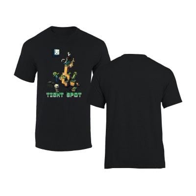 Minecraft T Shirt Tight Spot