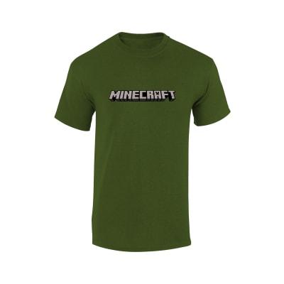 Minecraft T Shirt