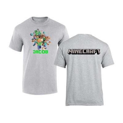 Minecraft T Shirt Group