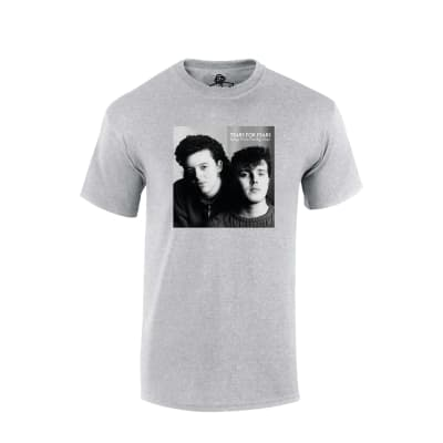 Tears for Fears T Shirt  - Songs from the big Chair