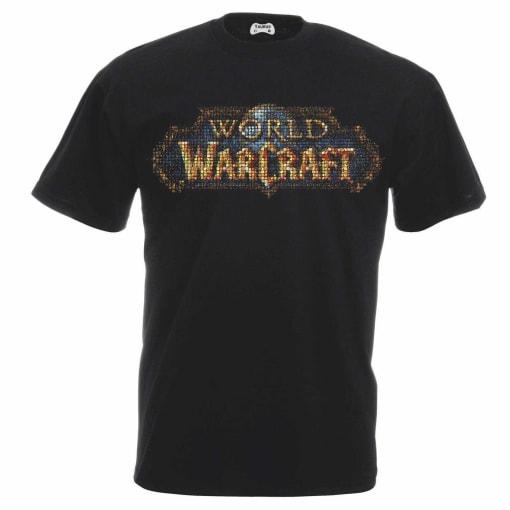 World Of Warcraft T-Shirt Design