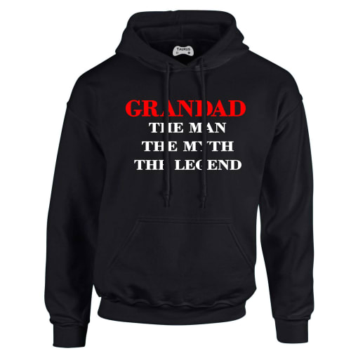 Grandad Legend Hoodie