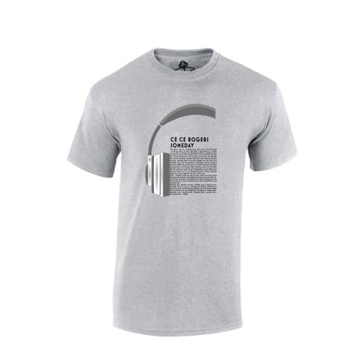 Ce Ce Rogers Someday Lyrics T Shirt