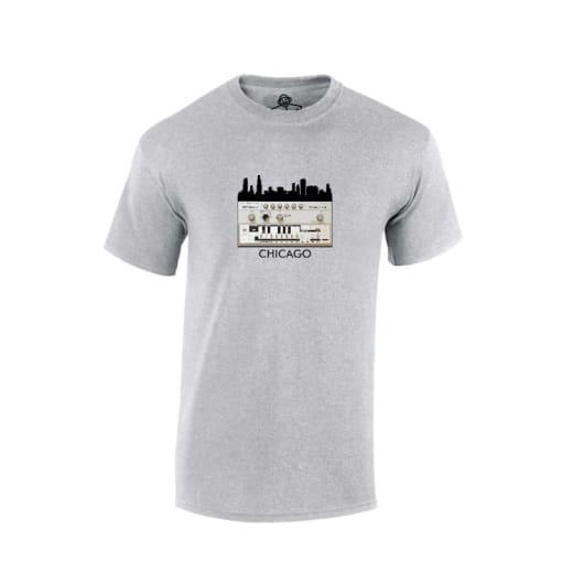 Chicago House Roland 303 Rave T Shirt
