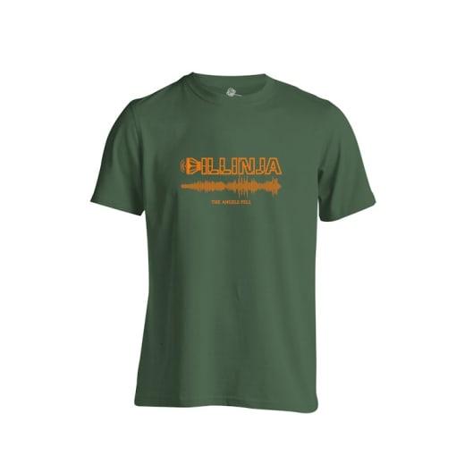 Dillinja Hardcore Jungle Drum and Bass Rave T Shirt