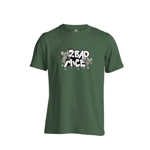 2 Bad Mice Rave T Shirt