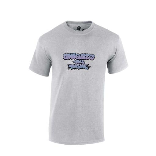 Unique 3 The Theme Rave T Shirt