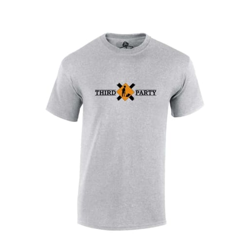 Third Party Records Rave T Shirt