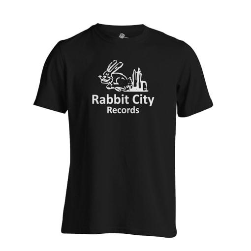 Rabbit City Records T Shirt