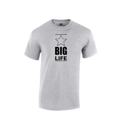 Big Life Records T Shirt