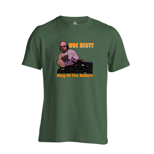 Doc Scott T Shirt