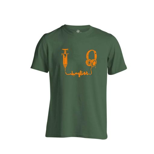 Jungle Addict Junglist T Shirt