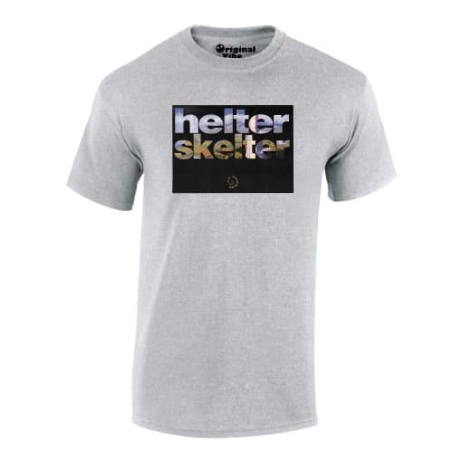 Helter Skelter 1989 Flyer Rave T Shirt