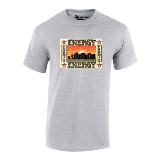 Energy Part 2 Flyer T Shirt