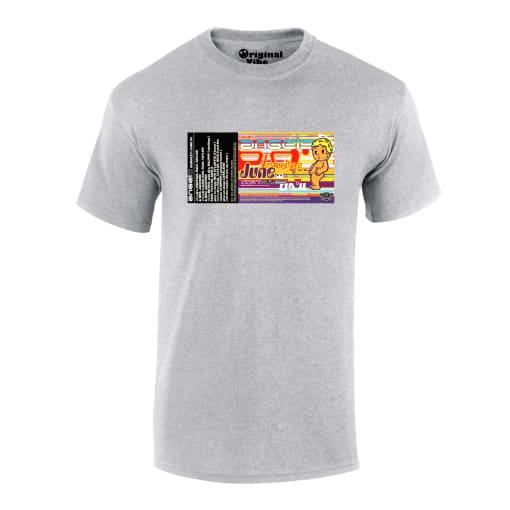 Angels Burnley Flyer Rave T Shirt
