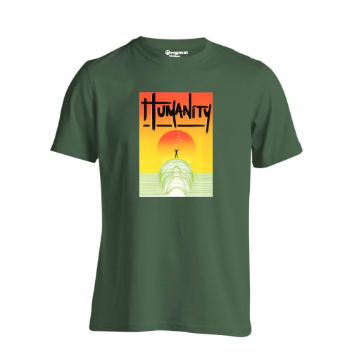 Humanity 1989 Flyer Rave T Shirt
