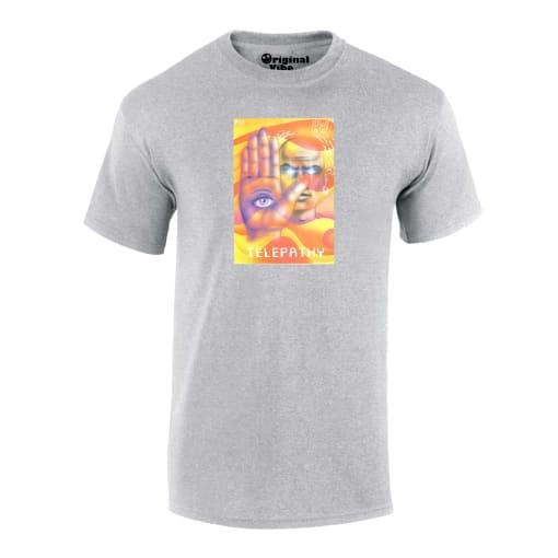 Telepathy 1991 Flyer T Shirt