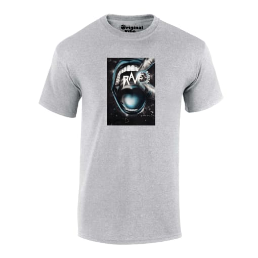 Raveworld 1992 Flyer Rave T Shirt