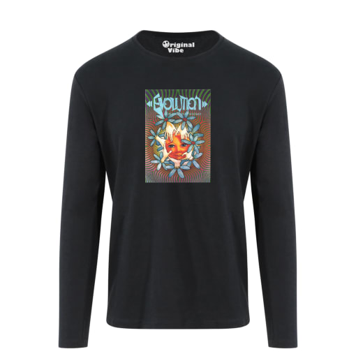 Evolution March 1990 Astoria London Flyer T Shirt