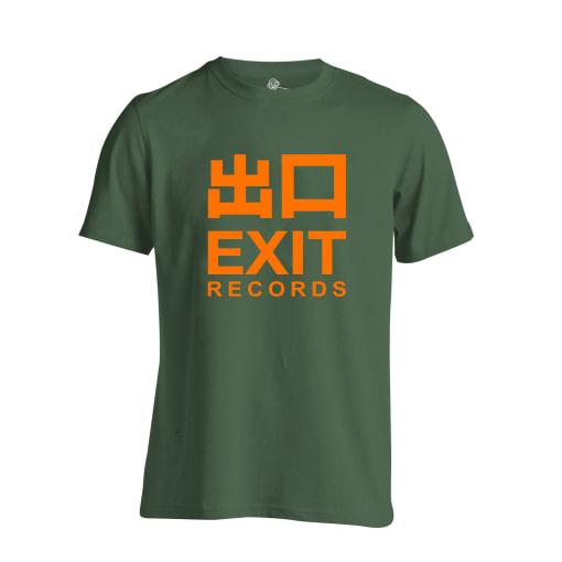 Exit Records T Shirt