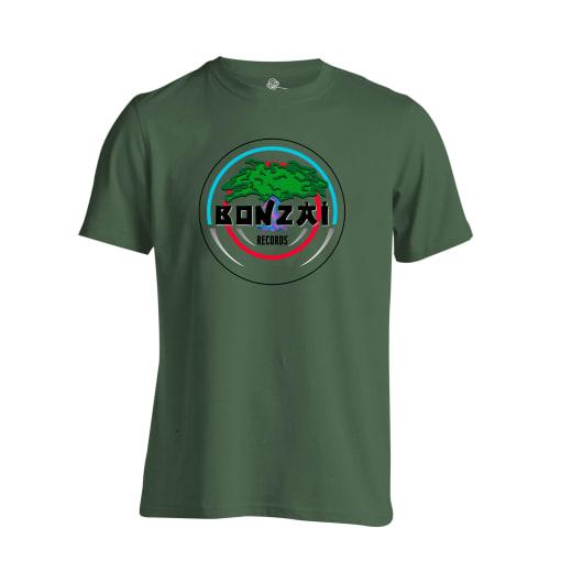 Bonzai Records T Shirt