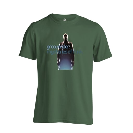 Grooverider Mysteries of Funk T Shirt