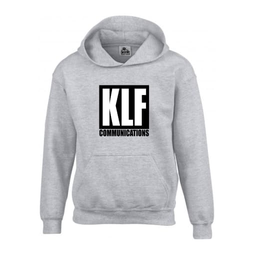 KLF Communications Records Rave Hoodie