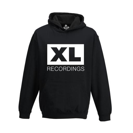 XL Recordings Rave Hoodie