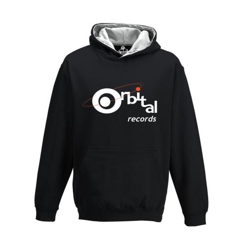 Orbital Records Rave Hoodie