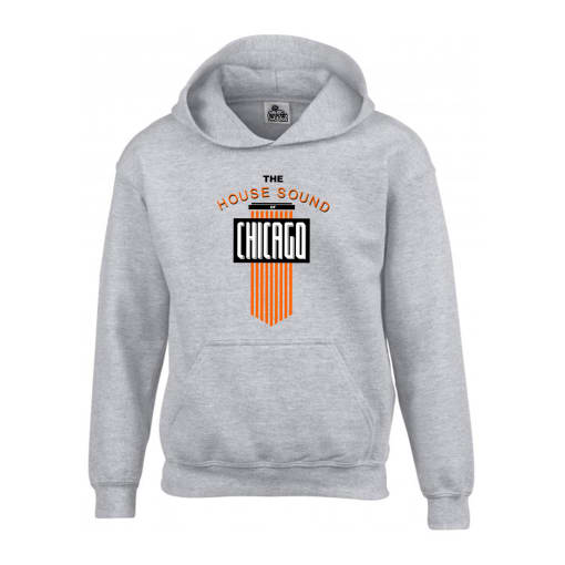 The House Sound of Chicago Rave Hoodie