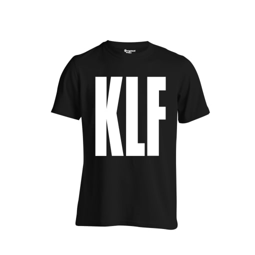 KLF The JAMS Rave T Shirt Drummond and Cauty