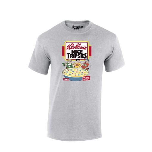 Nice Tripsies Flyer Rave T Shirt