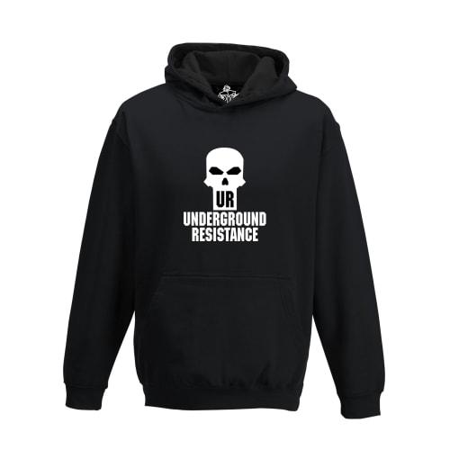 Underground Resistance Rave Hoodie